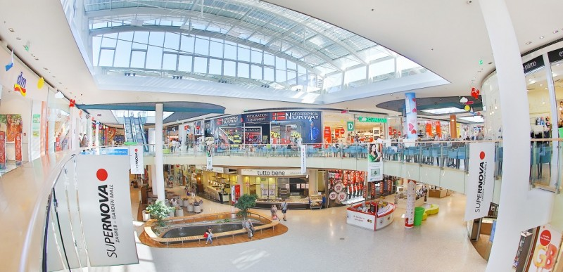 Supernova Zagreb (Ex Garden Mall)-Where every good story begins...