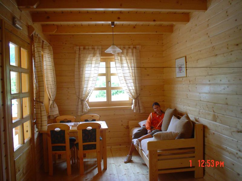 Weekend at Plitvice for 693 HRK in a wooden house in Jelov Klanac!