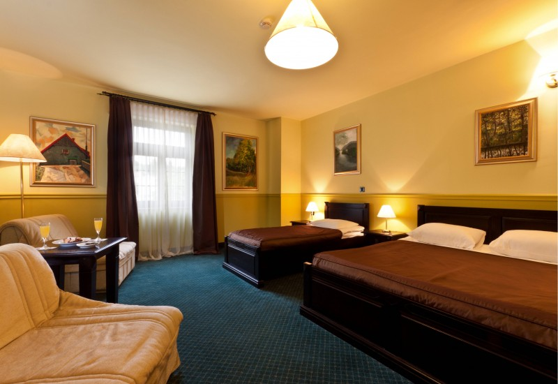 An unforgettable weekend in Gorski Kotar, three days for two people, only 1430 kn, Hotel Bitoraj