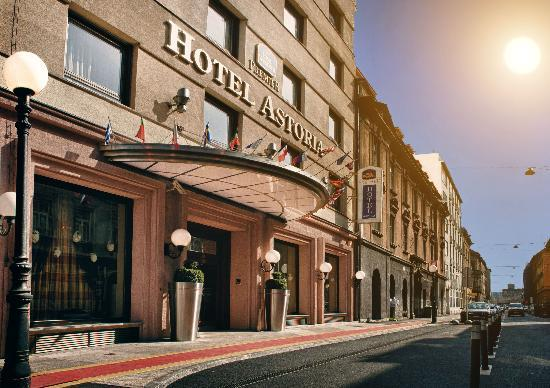 Sightseeing in Zagreb on weekends with an ideal starting point, the Best Western Hotel Astoria