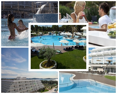 Labor Day in Vodice, Hotel Olympia, 3 days with half board 800 kn for two