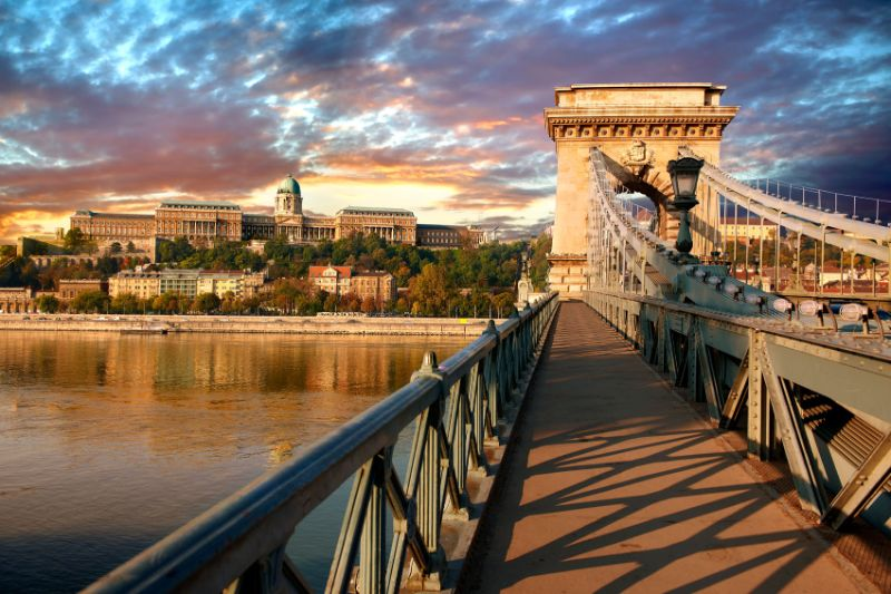 Weekend in Budapest, three days by bus, first minute price 590 HRK!!