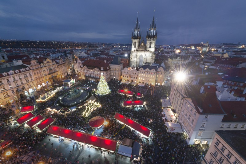 Advent in Prague and Vienna, 4 days by bus, First minute 670 kn