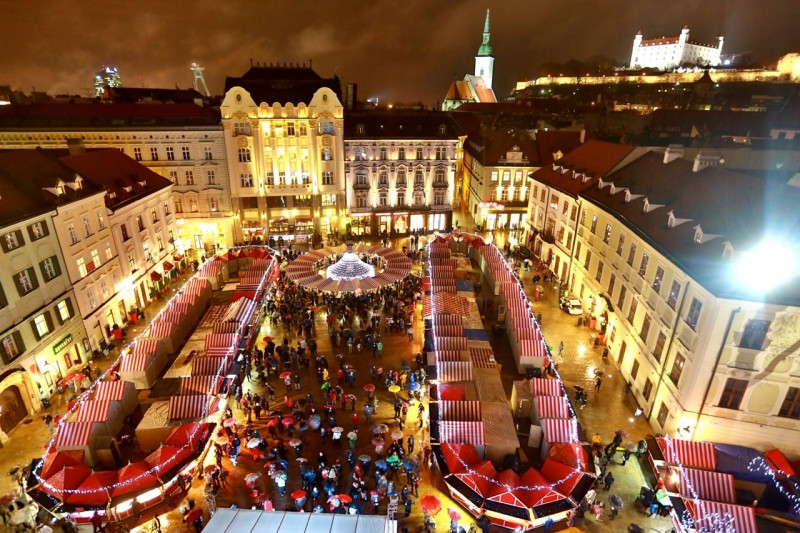 Advent in Bratislava, 2 days by bus, First minute 550 HRK