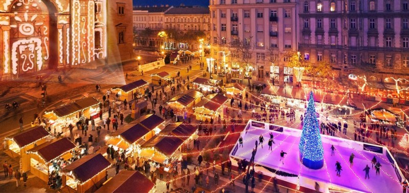 Advent in Budapest, 2 days by bus, First minute price 380 HRK