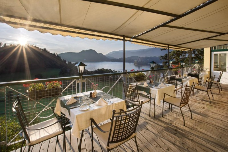 Perfect relaxation at Hotel Triglav 4 *, Bled, 3 days for two, 1315 kn!