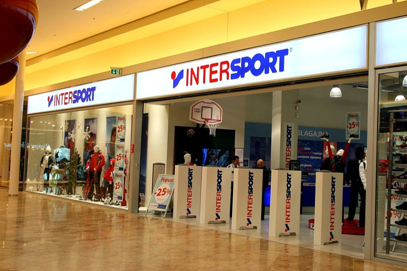 Intersport trgovine - sport svima!