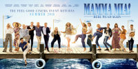 Mama Mia: Here We Go Again, mjuzikl, 114 minuta