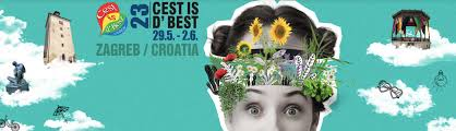Cest is d 'best festival- Zagreb, 29.05.-2.06.2019.