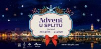 U susret ADVENTU U SPLITU - ZIMSKI AKVAREL od 30.11. do 2.01.