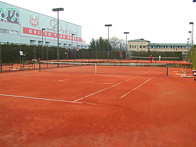 Teniski športski klub FUTUR u Zagebu