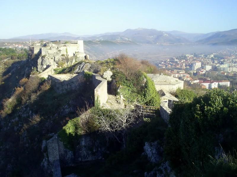 Kraljevski gradovi i spektakl prirode