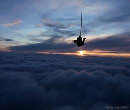 Skok padobranom - samo za najhrabrije :)