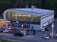 Sportski centar Mali dom, Štefanovec