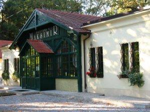 Restoran Maksimir - odmor od šetnje uz kavu ili obiteljski ručak