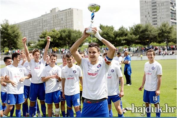 Cineplexx je ponosni sponzor omladinske škole Hajduka... treću godinu za redom!