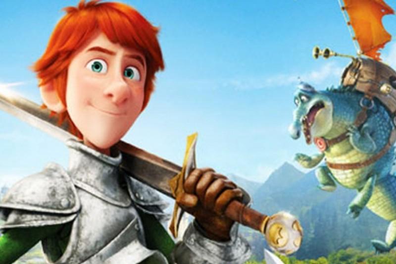 Koga vodimo u CineStar na novi crtić Juraj i hrabri vitezovi