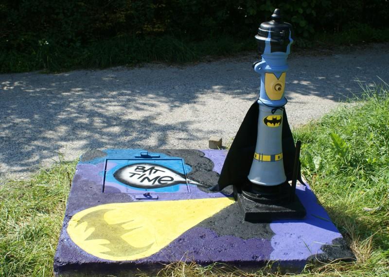 BREAKING NEWS: U blizini špilje Veternice viđen Batman!