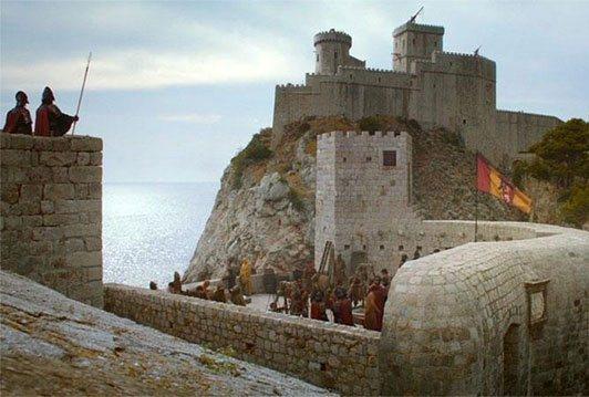 """Budi dio """"Igre prijestolja"""" i otkrij lokacije ovog spektakla u Dubrovniku!"""