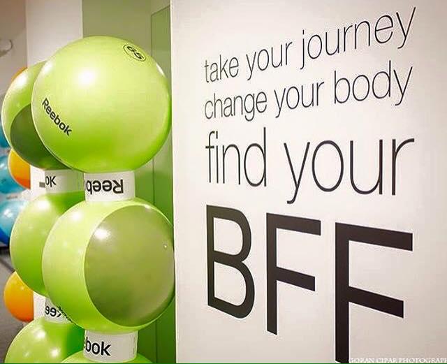 Boutique Fitness Factory -  sigurno će postati  Vaš  BFF