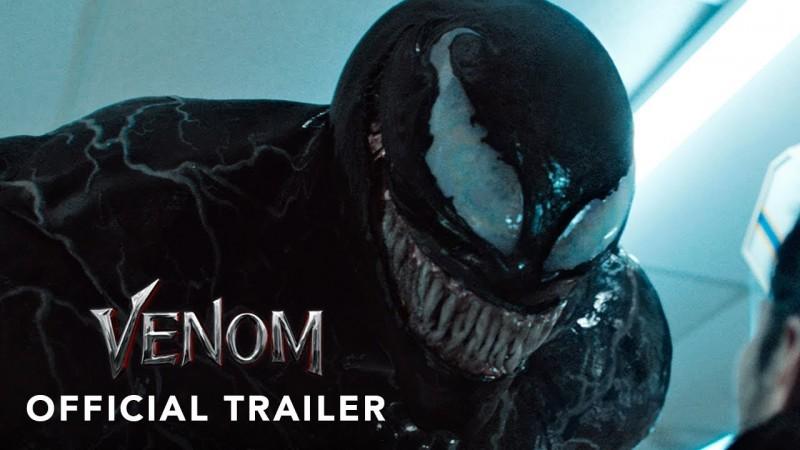 Venom ,akcija, horor, SF, 112 minuta