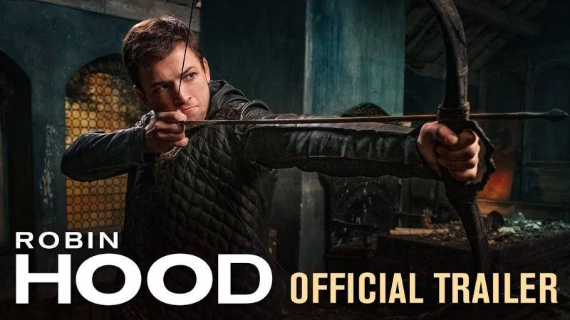 Robin Hood , akcijski, avantura, 116 minuta