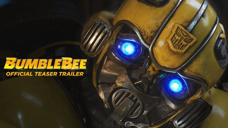 Bumblebee , akcijski, avantura, SF