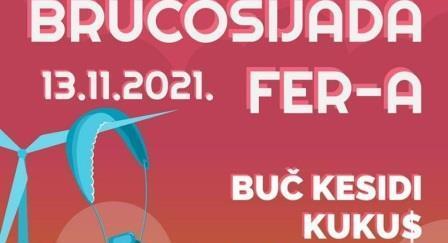 Brucošijada FER-a  u subotu 13.11.2021 u KSETU