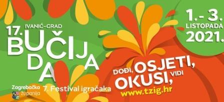 PROGRAM  17. BUČIJADUE I 7. FESTIVALA IGRAČAKA U IVANIĆ-GRADU  od 1. do 3....