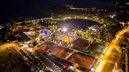 31. Plava laguna Croatia Open Umag održat će se u Umagu od 16. do 25. srpnja 2021. godine.