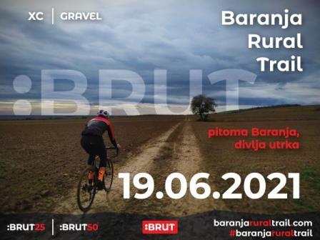 Biciklistička utrka Baranja Rural Trail održat će se 19. lipnja 2021. godine starta u Belom Manastiru