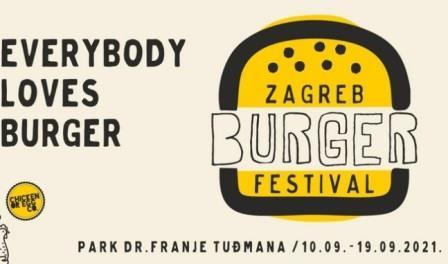 Zagreb Burger Festival traje do 19. rujna od 12 do 24 sata na Trgu dr. Franje Tuđmana