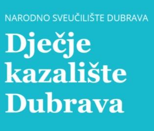 Raspored predstava  za listopadu 2021. u Dječjem kazalištu Dubrava