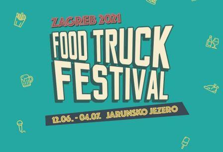 FOOD TRUCK FESTIVAL NA JARUNU od 12. lipnja do 4. srpnja, na Jarunu kod Aquariusa