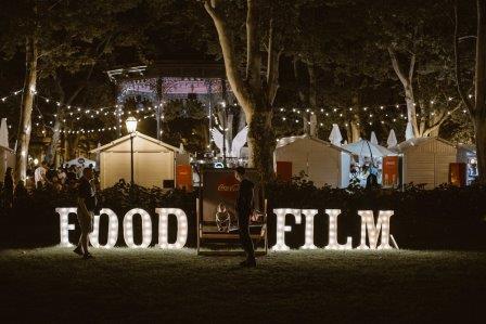Food Film Festivala je na novoj lokaciji ,  Trgu dr. Franje Tuđmana od  petka 24.9. do nedjelje 3.10.,  svaki dan od 15 do 24 h