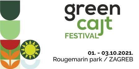 Greencajt festival održava se  u Zagrebu od 1. do 3. listopada u Rougemarin parku
