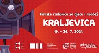 Otvorene prijave na Filmske radionice za djecu i mladež u Nacionalnom centru tehničke kulture u Kraljevici od 19. do 26. srpnja 2021