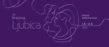 32. Vrazova Ljubica – festival ljubavne poezije koji se održava do 12. lipnja u Samoboru - program