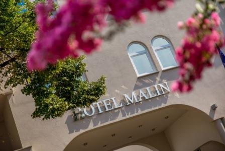 Proljetni odmor u Hotelu Malin na Krku , 2 polupansiona  za dvije osobe uz bogati program 1.639 kn