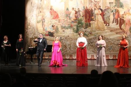 Proljetni gala koncert Opere HNK u Zagrebu u utorak 13. travnja  19.30 sati