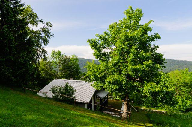 """Provedite savršen obiteljski vikend okruženi prirodom u kući za odmor """"Gorska idila"""""""