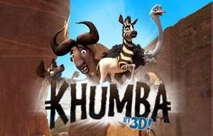 Khumba, crtić koji smo čekali...od 31. listopada u kinima!
