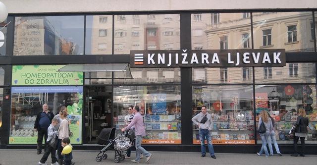 Ovog vikenda svratite u knjižaru Ljevak i odmorite se uz dobru knjigu!