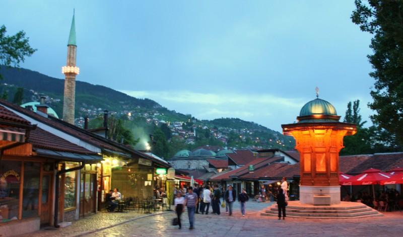Paket osjeti Sarajevo, hotel Bristol ****