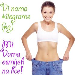 Skinite suvišne kilograme na vrijeme prije novogodišnje noći