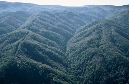 Planinske staze Slavonije