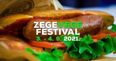13.  ZeGeVege festival održivog življenja održat će se  na Trgu bana Jelačića, od 3.  do 4 . rujna od 8 do 20 sati